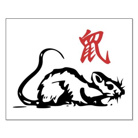 Rat de métal